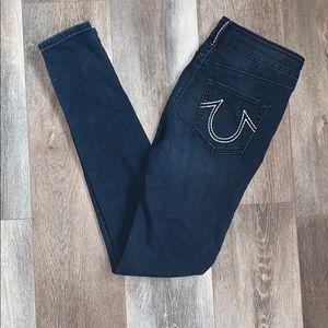 True Religion Jegging Jeans